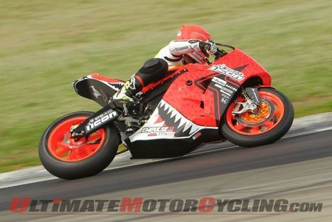 2013 Team Icon Brammo Race Bikes | Unveiled | Brammo Electric Motorcycles | Scoop.it