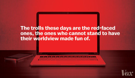 Confessions of a former internet troll | Technoculture | Scoop.it