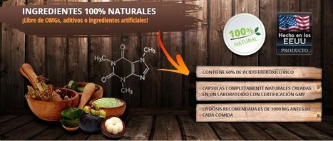 Ler Pure Cambogia Ultra Reseña!! Ele Ajuda Na Perda De Peso?? | A solution to get perfect figure | Scoop.it