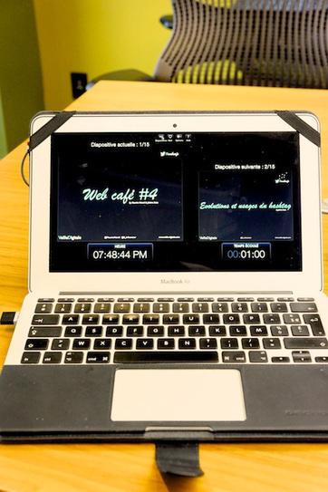 WebCafé #4 : compte rendu | Initiatives digitales | Scoop.it