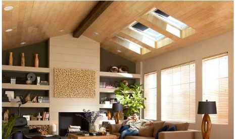 Study Confirms Skylights contribute to Home Energy Savings | Home Energy Saving Tips | Scoop.it