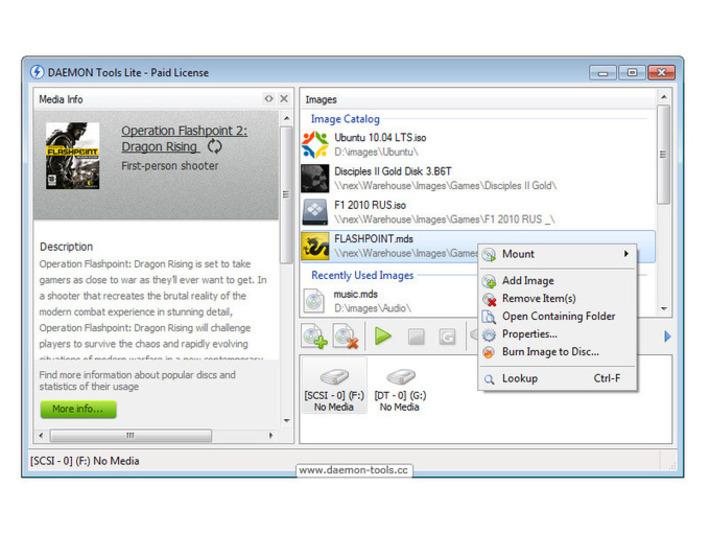 """DAEMON Tools Lite 4.45.3.0297   Veille Techno et Informatique """"AutreMent""""   Scoop.it"""