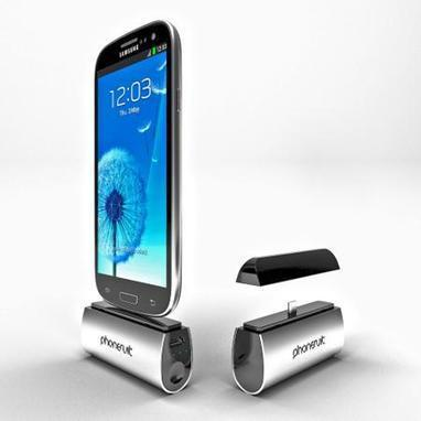 PhoneSuit Flex Micro Battery Pack for smartphones.. spare power | World of Tech Today | Scoop.it