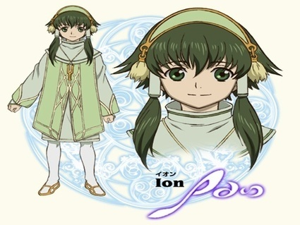 Ion Costumes, Tales Of the Abyss Ion Cosplay Costume -- CosplaySuperDeal.com | cosplaysuperdeal.com | Scoop.it