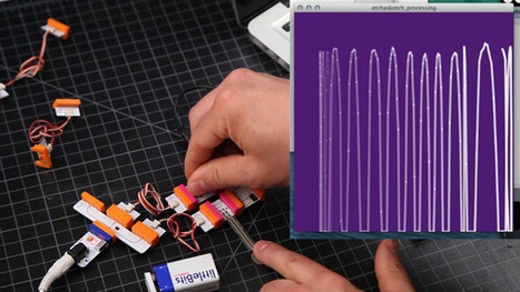 LittleBits' Arduino module puts the focus on programming, not wiring | Raspberry Pi | Scoop.it