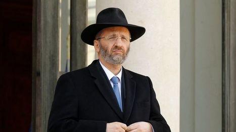 Le Grand Rabbin Bernheim reconnaît son plagiat | Communication de crise & gestion des risques | Scoop.it