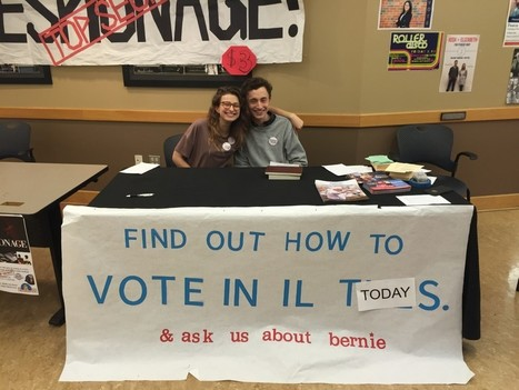 Illinois College Students Say They Were Threatened With Arrest And Turned Away From The Polls | Election by Actual (Not Fictional) People | Scoop.it