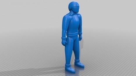 El futuro modelado a través de la impresión 3D | Participatory & collaborative design | Diseño participativo y colaborativo | Scoop.it