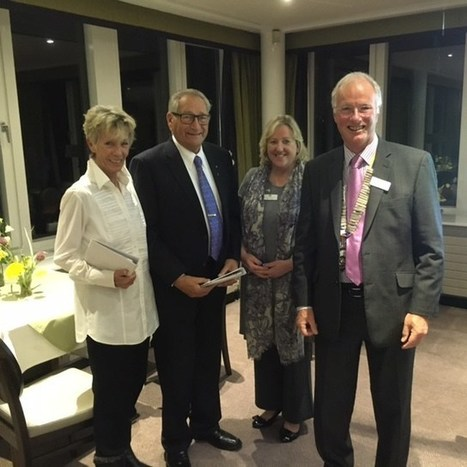 Julia Wilson Friends of Roundhay Park - The Rotary Club of Roundhay | The Rotary Club of Roudhay | Scoop.it