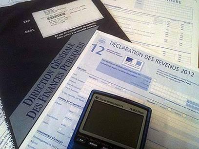 Impôts 2013 : les informations pratiques sur la déclaration des revenus de 2012 | la fiscalité | Scoop.it