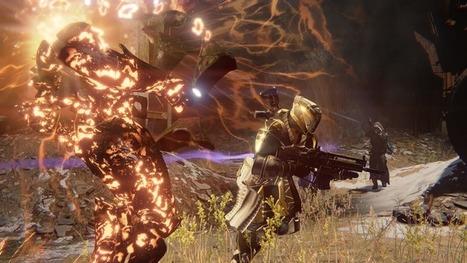 De nouveaux screenshots pour Destiny | Actu PS4 | Scoop.it