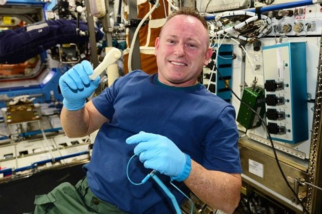 Nasa just emailed a wrench to space | Radio Show Contents | Scoop.it