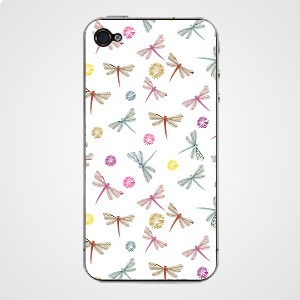 Sticker du jour : Skin Libellules pour iphone et ipad | Stickerzlab, des astuces et des idées déco pour tous | décoration & déco | Scoop.it