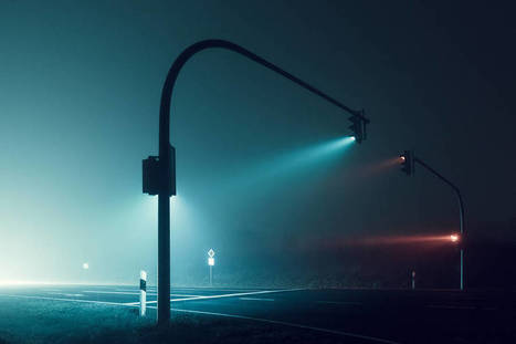 #Photographie : Mystical Pictures of Night Lights in the Fog | Photographie, d'ailleurs! | Scoop.it