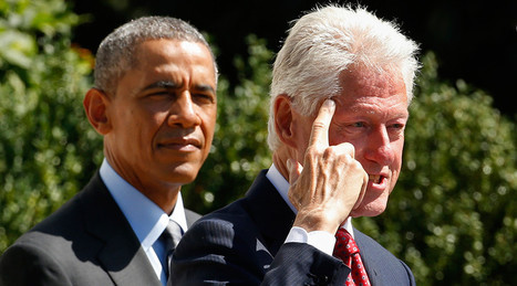 #Podesta emails: #BillClinton & #Obama worked to influence #EU 's #Greece #austerity deal | News in english | Scoop.it