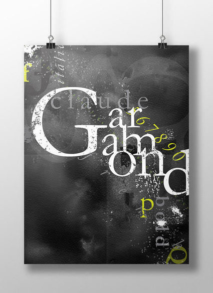 Typography Poster Designs   Web & Graphic Design - Inspirational resources and tips!!!   Scoop.it
