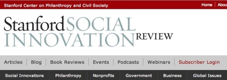 The Missing Link in School Reform (August 16, 2011)   Stanford Social Innovation Review   DeepEducationalThought   Scoop.it
