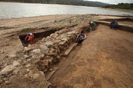 Descobren unha nova muralla no campamento de Aquis Querquennis - La Región (31/10/2015) | Classic languages | Scoop.it