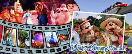 Walt Disney World Theme Parks | Walt Disney Word | Scoop.it
