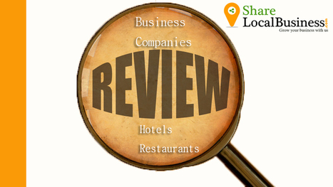 Is Business Reviews Beneficial for Service Providers or Consumers? | sharelocalbusiness | Scoop.it