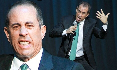 Jerry Seinfeld performs stand-up comedy routine just days after confirming ... - Daily Mail | Laughs | Scoop.it