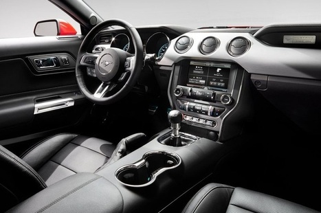 2015 Ford Mustang GT New Engine Reviews and Release Date | 2015 Ford Mustang | Scoop.it