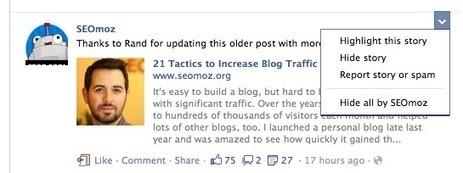 Page fan : (Re)découvrez combien de fans cachent votre contenu | Time to Learn | Scoop.it