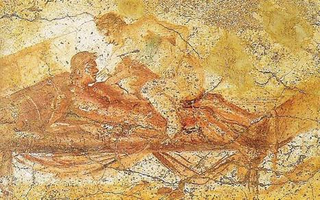 Pompeya, lupanares al desnudo | Historia Antigua | Scoop.it