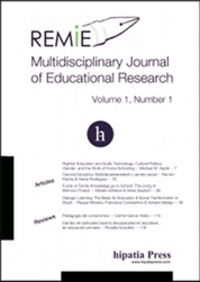 Multidisciplinary Journal of Educational Research