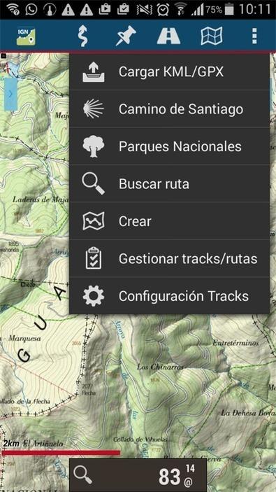 Mapas topográficos, para ir más lejos con el móvil - OCU | Nuevas Geografías | Scoop.it