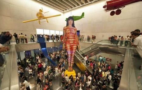 """Un millón de personas visitaron la """"Ola Pop"""" en el MAR - BA Noticias   MAR Museo de Arte Contemporáneo de Mar del Plata   Scoop.it"""