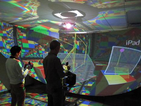 3D sketching system 'revolutionizes' design interaction and collaboration | KurzweilAI | Google, Apps, WebDev, UX | Scoop.it