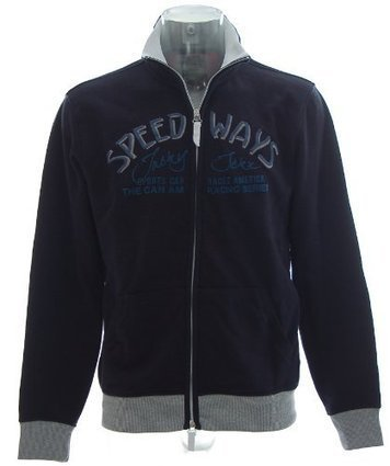 –>   JACKY ICKX® Sweatjacke Sweat Jacke -Sport Car Races America- Blau M | Herren Jacken Günstig | Scoop.it