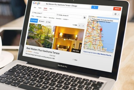Google Invests in Hotel Industry Innovations | Latest News | Scoop.it