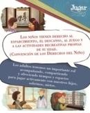 Jugar con ojos de niño. Campaña basada en viñetas del pedagogo italiano Francesco Tonucci para garantizar el derecho al juego y la vida activa. Fundación Arcor, 2014 | RECURSOS PARA EDUCACIÓN Y BIBLIOTECAS | Scoop.it