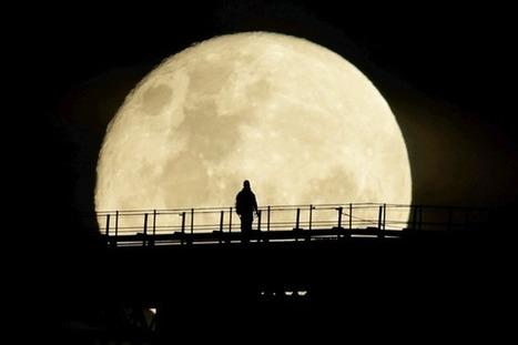 From Manila to Managua, brilliant supermoon dazzles globe (+video) - Christian Science Monitor | Priest | Scoop.it