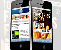 Quick-Service Restaurant Chains            Mobile Marketing Draws Customers | MBA | Scoop.it