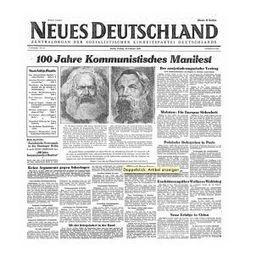 Digitizing the GDR: East German Papers Offer Glimpseof History - SPIEGEL ONLINE   Digital  Humanities Tool Box   Scoop.it