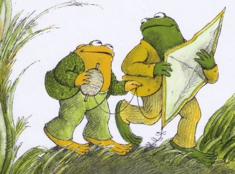 Frog and Toad and the Self | Multicultural Children's Literature | Scoop.it
