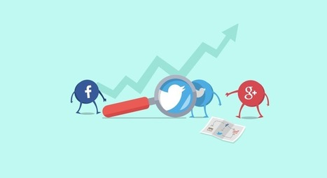 6 Social Media Networks And The Metrics That Matter | Blog Posts | Scoop.it