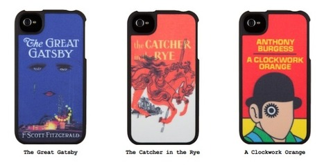 Cool Literature-themed iPhone Cases | Read Ye, Read Ye | Scoop.it
