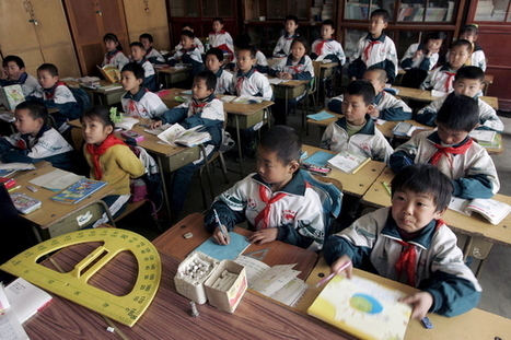 Explainer: what makes Chinese maths lessons so good? | MATHS AROUND THE WORLD | Scoop.it