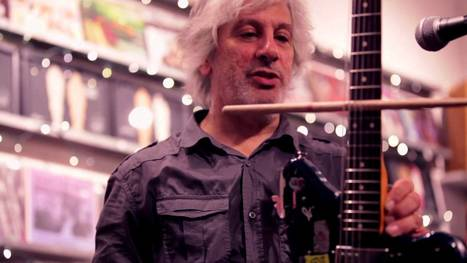 Lee Ranaldo Wants To Teach You Guitar | Noticias, Recursos y Contenidos sobre Aprendizaje | Scoop.it