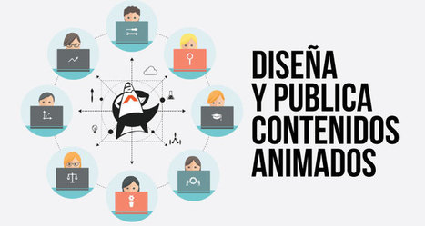Animatron, crea animaciones compatibles para dispositivos móviles | Marketing Digital | Scoop.it