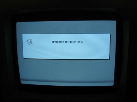 What Was It Like To Unbox A Vintage 1984 Macintosh 128K? [Mega-Gallery] | Cult of Mac | Antiques & Vintage Collectibles | Scoop.it