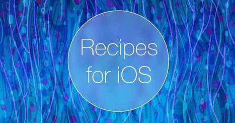Recipes for iOS | iPads in Education Daily | Scoop.it