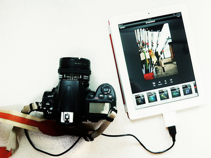 10 Unmissable Apps for Ipad and Iphone Photographers | School Leaders on iPads & Tablets | Scoop.it