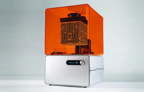 MIT Researchers Unveil A New, Smarter Way To 3-D Print   design industriel   Scoop.it