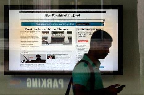 La presse américaine en effervescence | Les médias face à leur destin | Scoop.it