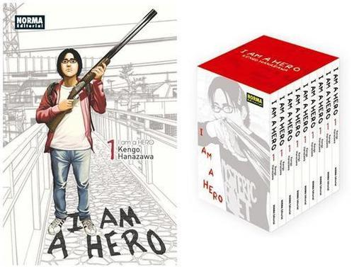 'I am a Hero' disponible por adelantado en Expomanga 2013